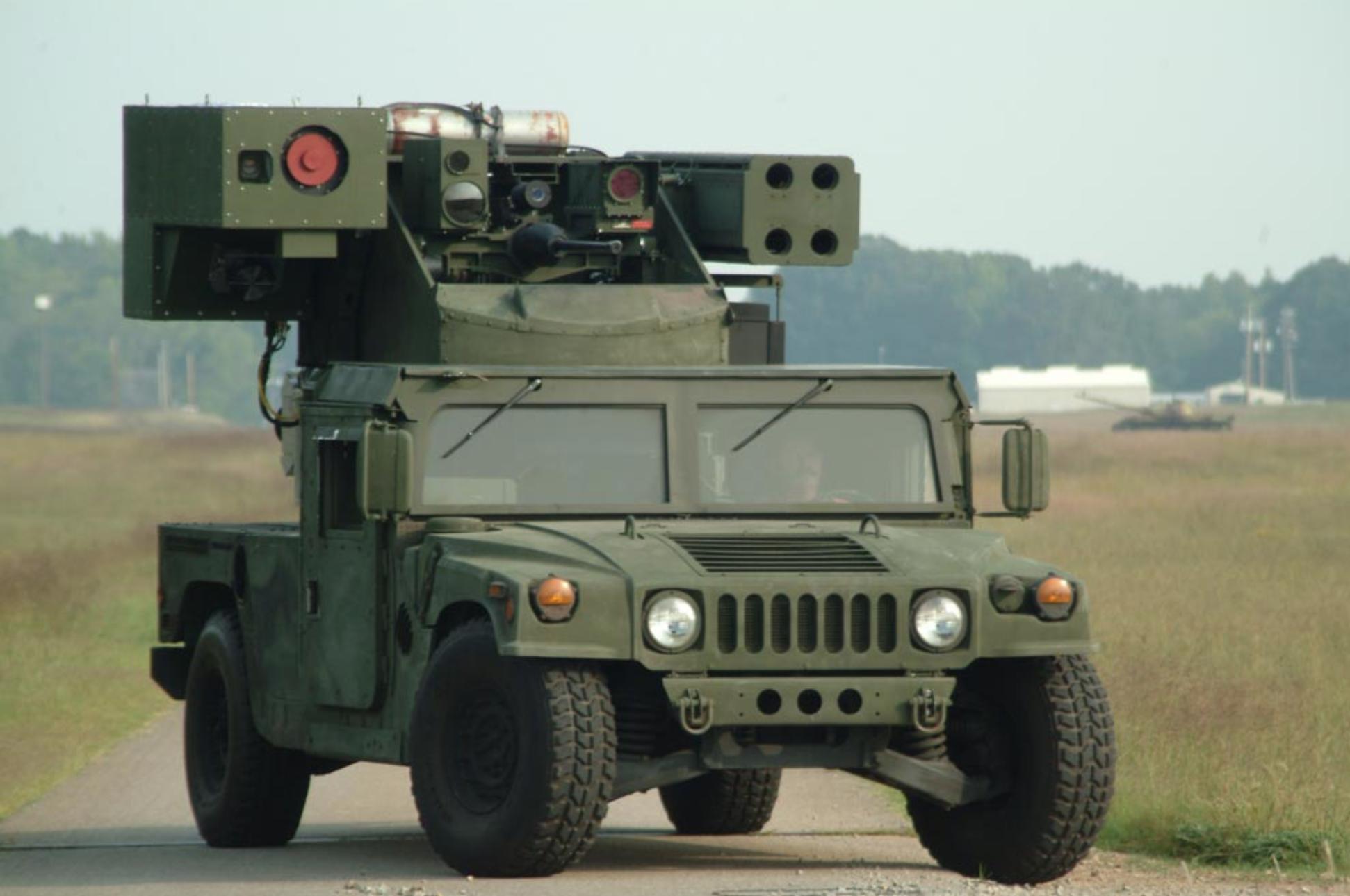 Boeing's Laser Avenger Defense System   Military Machine