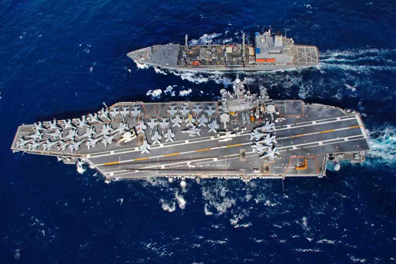 Here Is Every One Of The Active Aircraft Carriers Around The ...