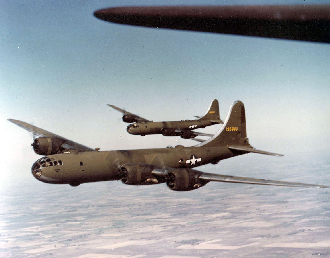 B-29, WWII Bomber, WWII Facts