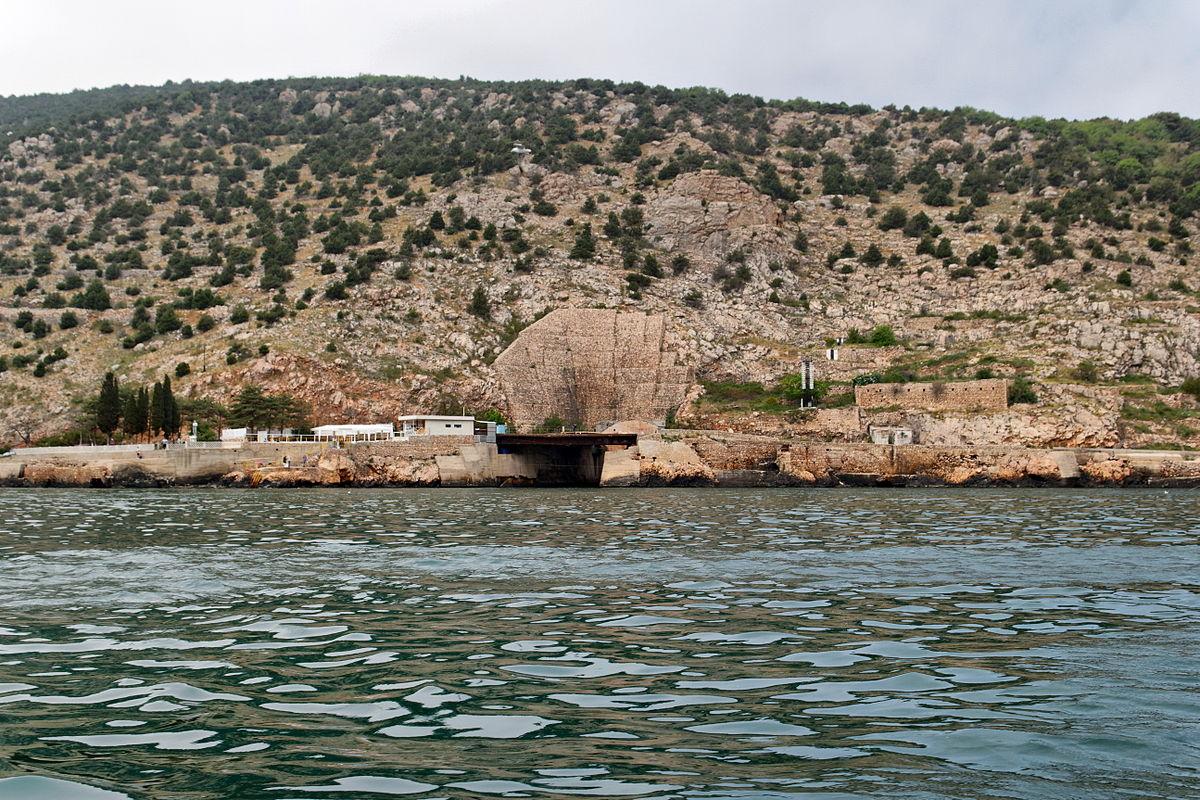 Balaklava Submarine Base output