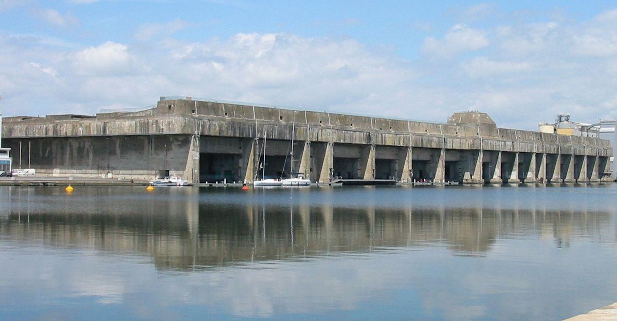 aint-Nazaire Submarine Base