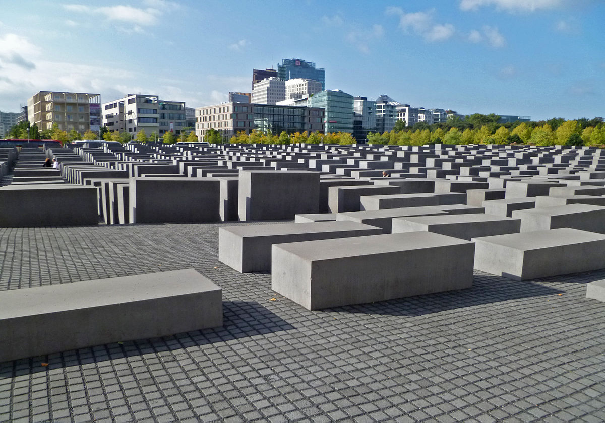 Memorial to the Murdered Jews of Europe, WWII Facts