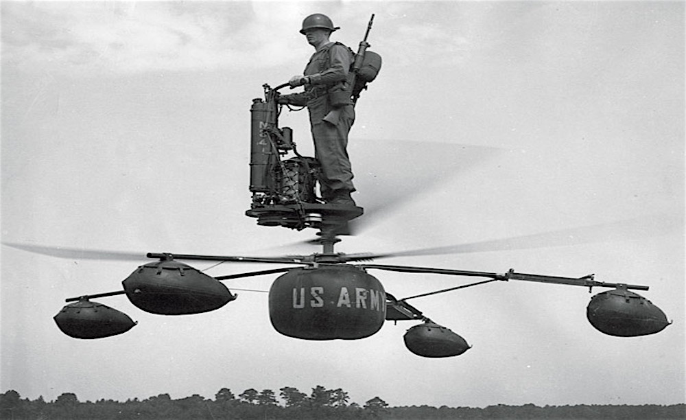 U.S Army experimental aircraft