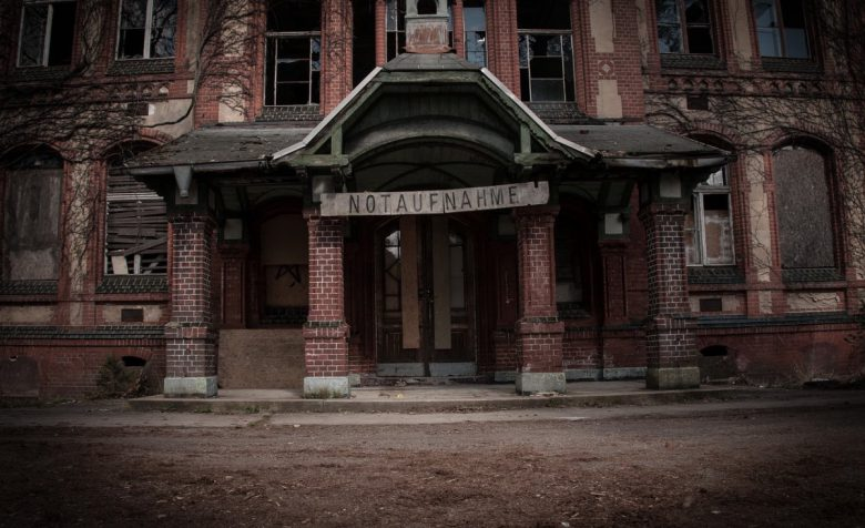 Beelitz-Heilstaaten, abandoned military base