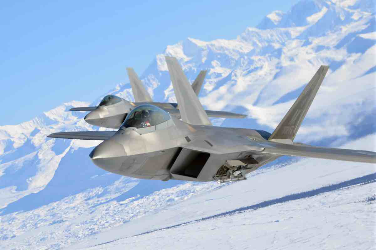 F-22 armament, F-22 facts