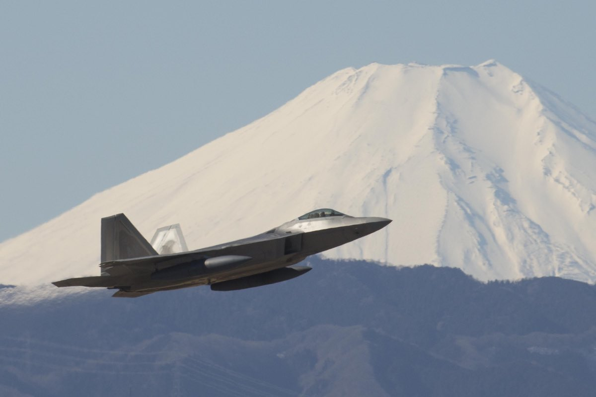 F-22 in Japan, F-22 facts