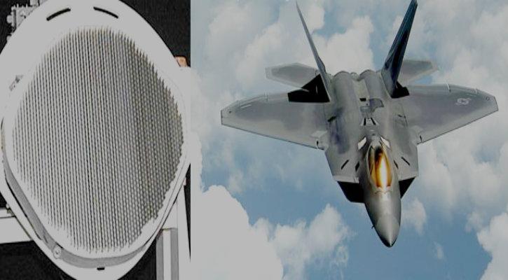 F-22 Radar