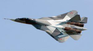 Russian Sukhoi PAK FA