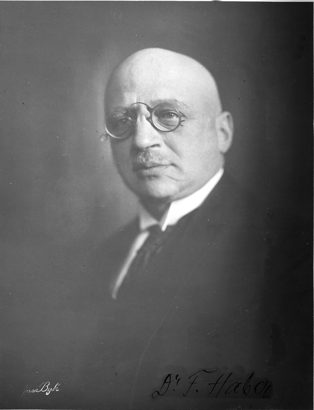 Fritz Haber, WWII Facts