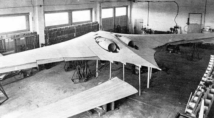 Horton Ho 229 Nazi Aircraft