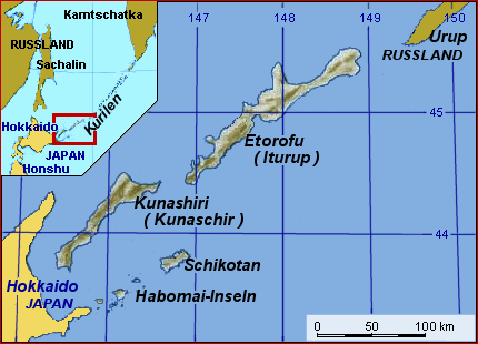 Kuril Islands, World War 2 Facts