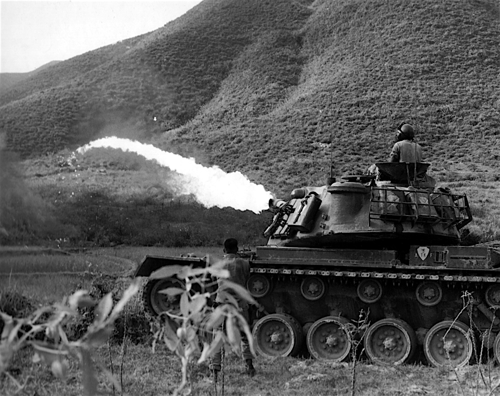 unique tanks, Starry, Donn A Mounted combat in Vietnam. DEPARTMENT OF THE ARMY