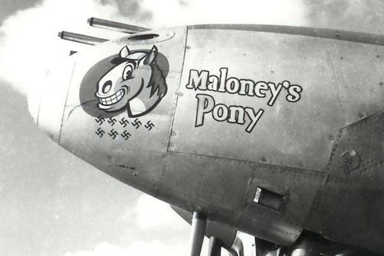Maloney's Pony, F-22 facts