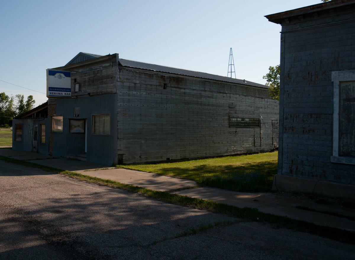 Neokoma, abandoned military base