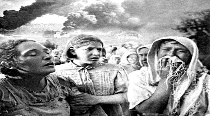 Soviet Suffering WWII