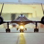 SR-71 blackbird runway