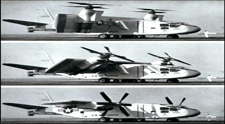 Hiller X-18