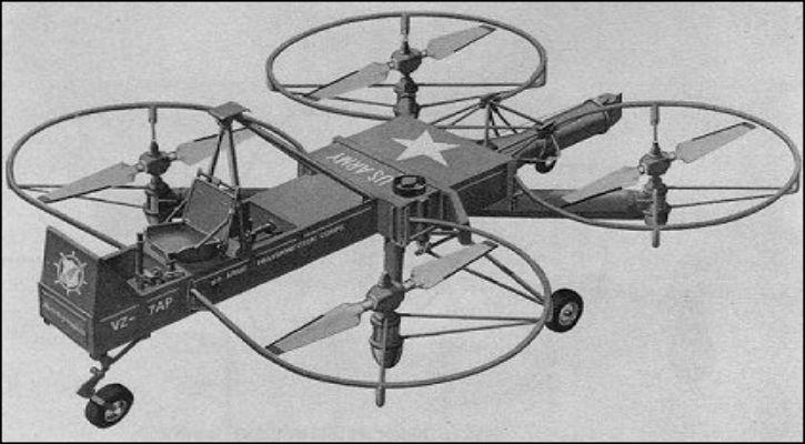 Curtiss Wright V-Z 7