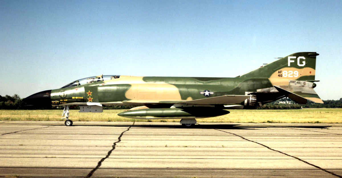 F4D Phantom Fighter