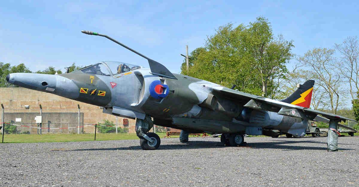 Harrier G9
