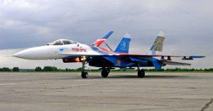 Sukhoi Su-27 Jet