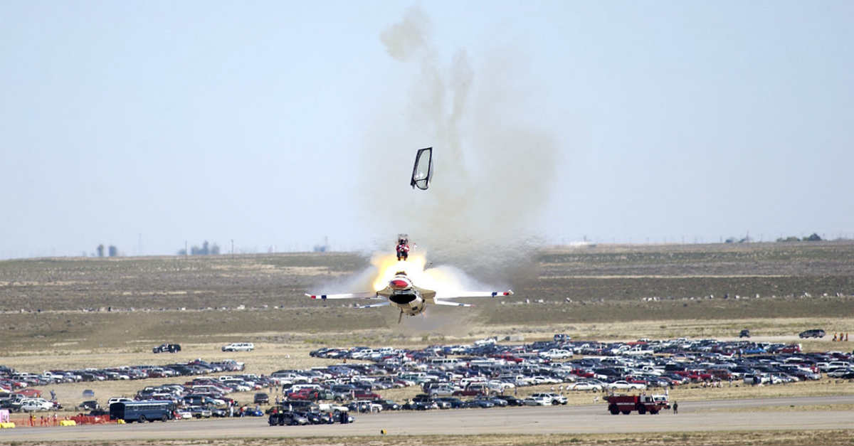 Thunderbird Ejection