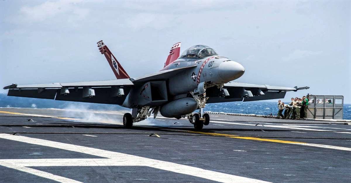 FA-18EC Super Hornet