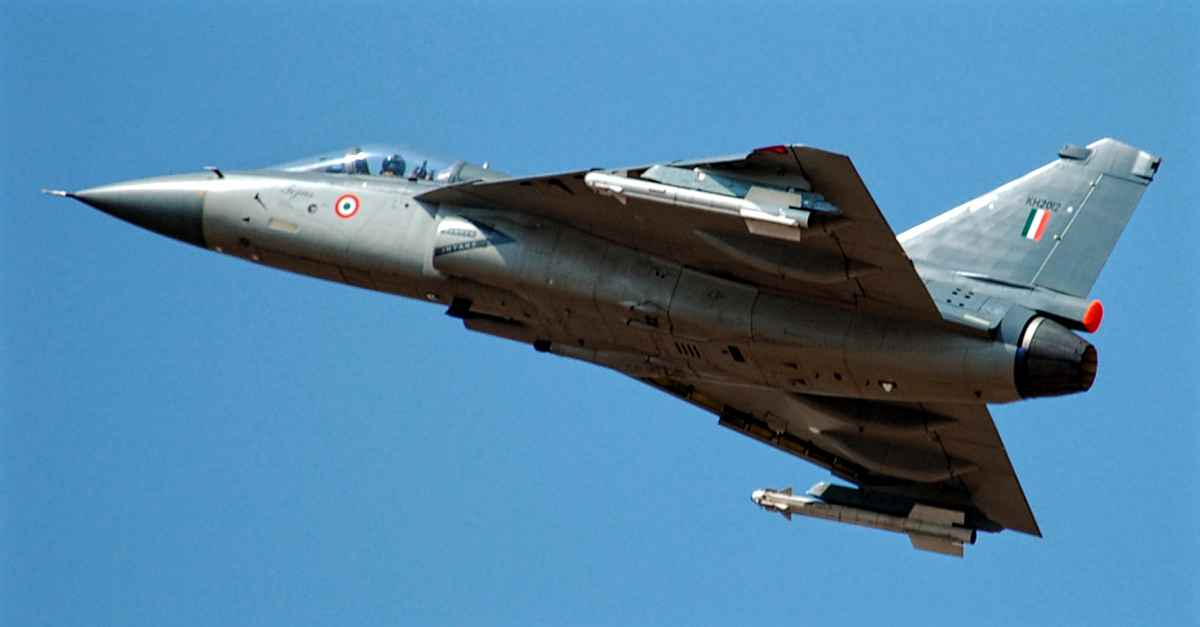 HAL Tejas coolest military aircraft