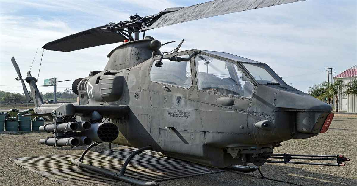 Image result for Bell AH-1 SuperCobra