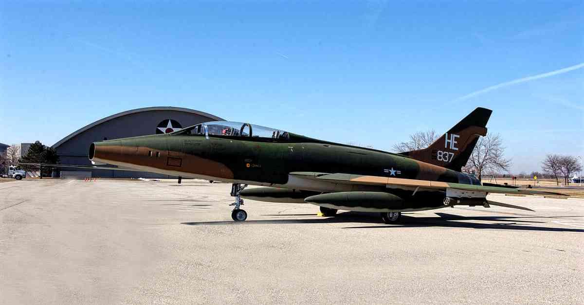 F-100 Super Saber