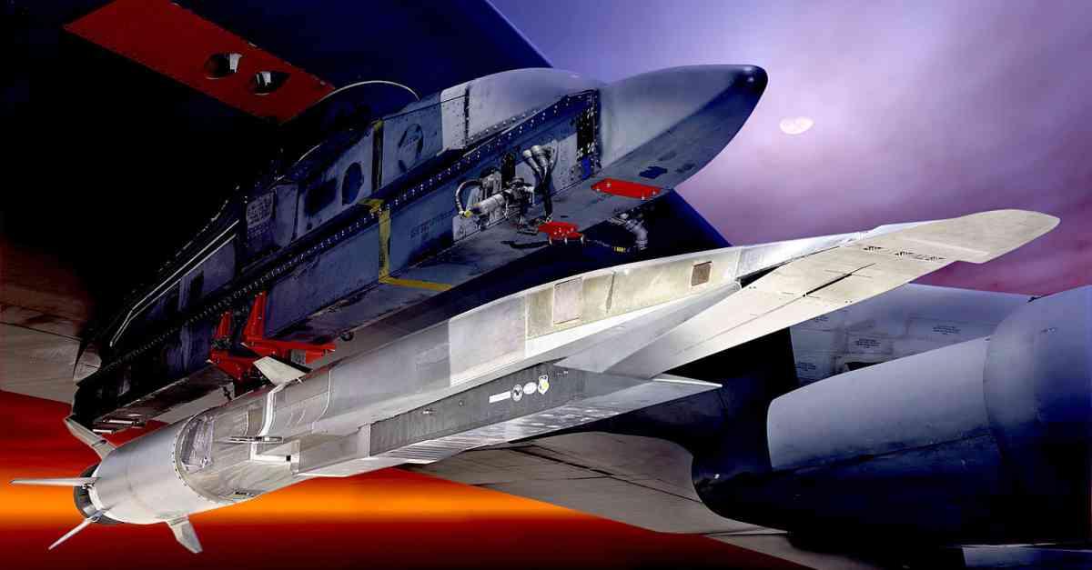 Boeing X-51 Scramjet