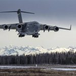 C-17 Globemaster III Landing