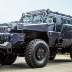 Marauder Military Vehicle