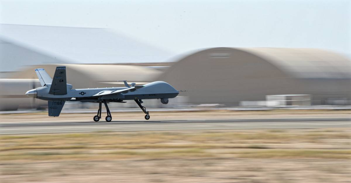 The General Atomics MQ 9 Reaper Drone Is More Than Just A Larger And Better Armed Cousin Of Iconic Predator Designed