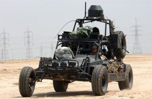 DPV Fast Attack Vehicle