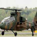 OH-1 Attack Helicopter