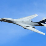B-1 Lancer Fly-By