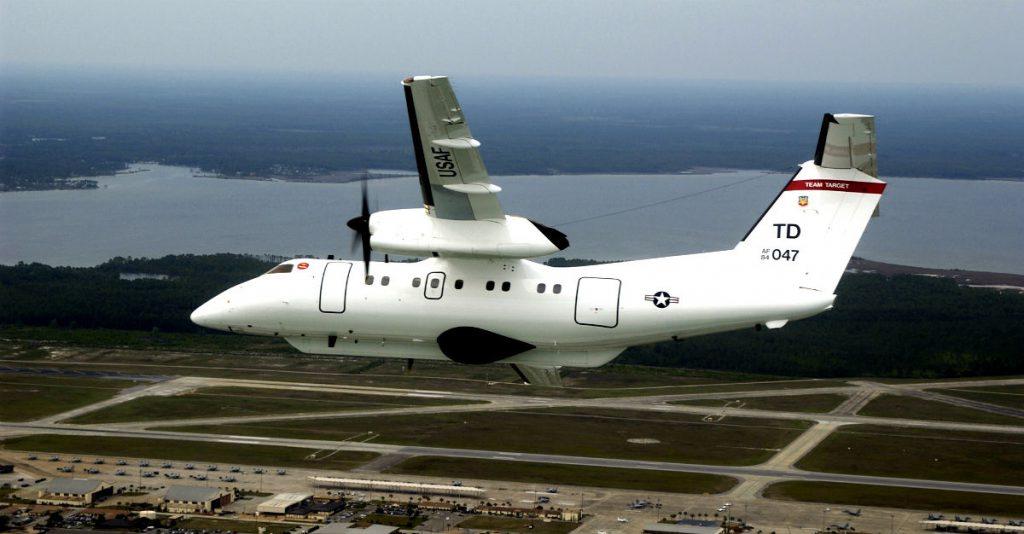 E-9A Aircraft