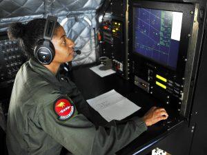 E-9A Radar System