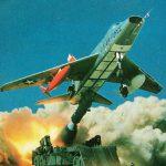 F-100D Launch