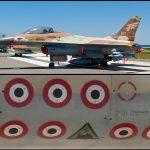 F-16 Falcon Kill Marks