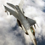 F-16C Fighting Falcon in Flight