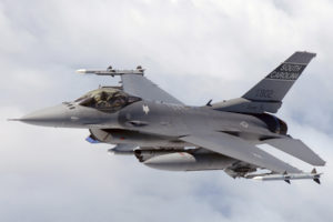 F-16 Fighting Falcon Specifications