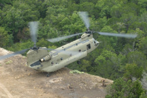 Ch-47 Chinook specifications
