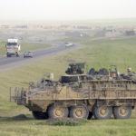 Stryker Land Vehicle Iraq