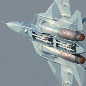 Pak FA Prototype