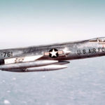 Korean War F-104 Starfighter