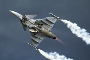 Saab JAS 39 Gripen flight demonstration