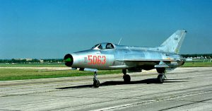 MiG-21 Soviet