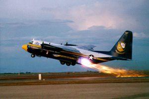 Fat Albert Aircraft JAS